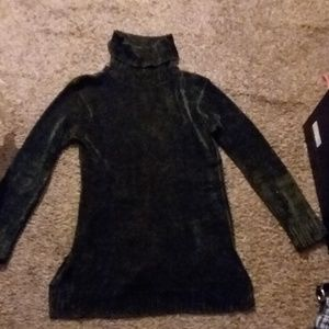 Turtle neck sweater size Small